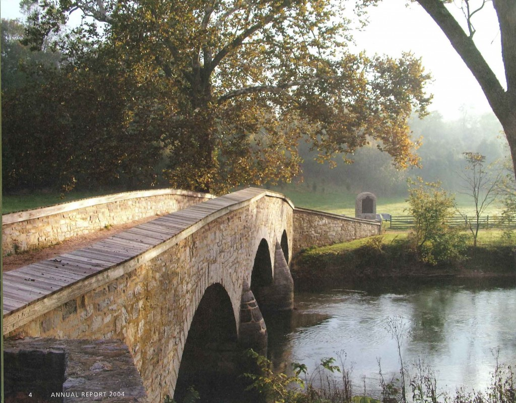 antietam battlefield bridge